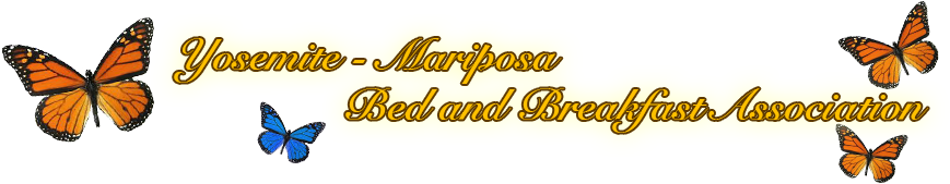 Yosemite Mariposa Bed and Breakfast Association Logo